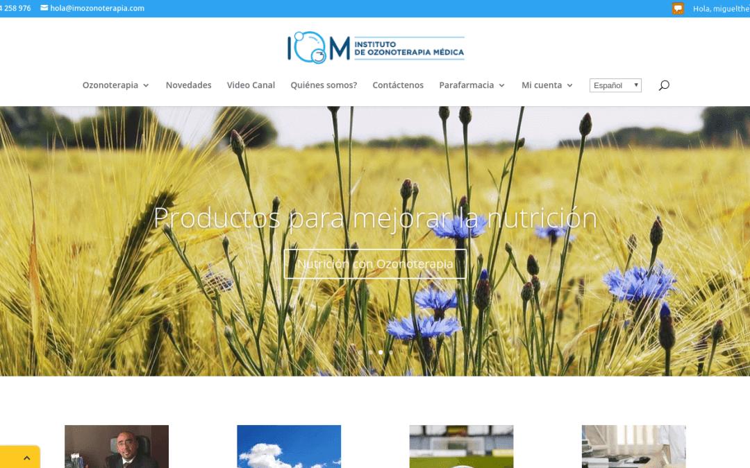 Instituto Médico de Ozonoterapia Io3M  – V2