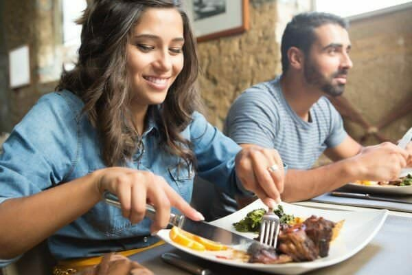 Restaurantes, cosas que se valoran.
