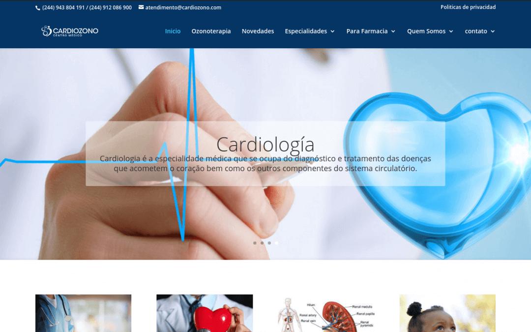 cardiozono V2-2017 – Luanda, Angola