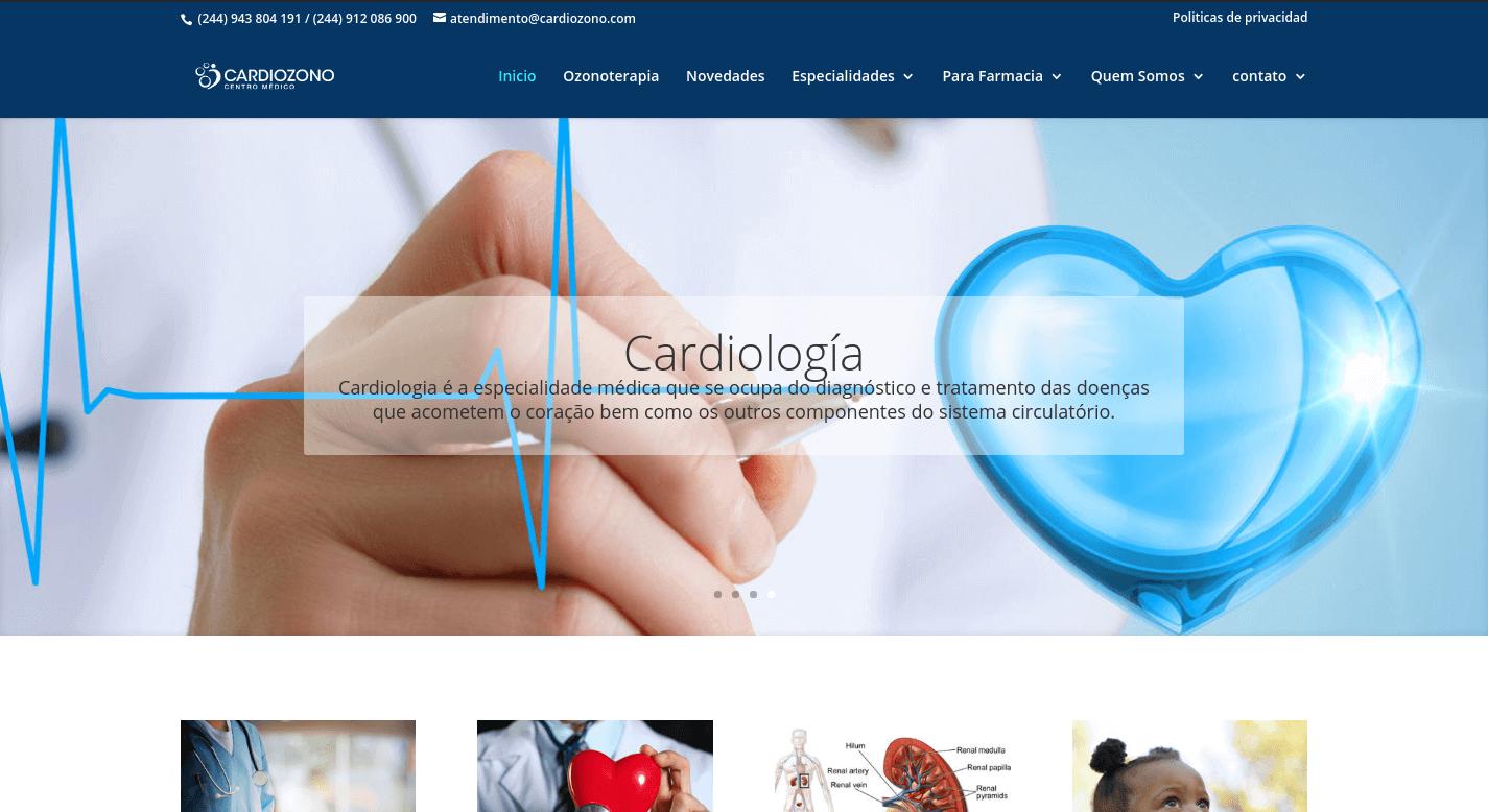 cardiozono v2 portfolio desmarcateya