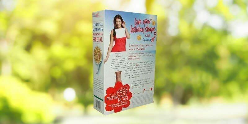 Consignas aprendidas en cajas de cereales. ¿Comunicación eficiente?