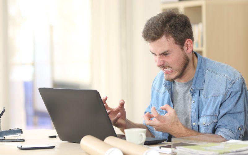 Por qué las empresas no se ponen al día en seguridad web.