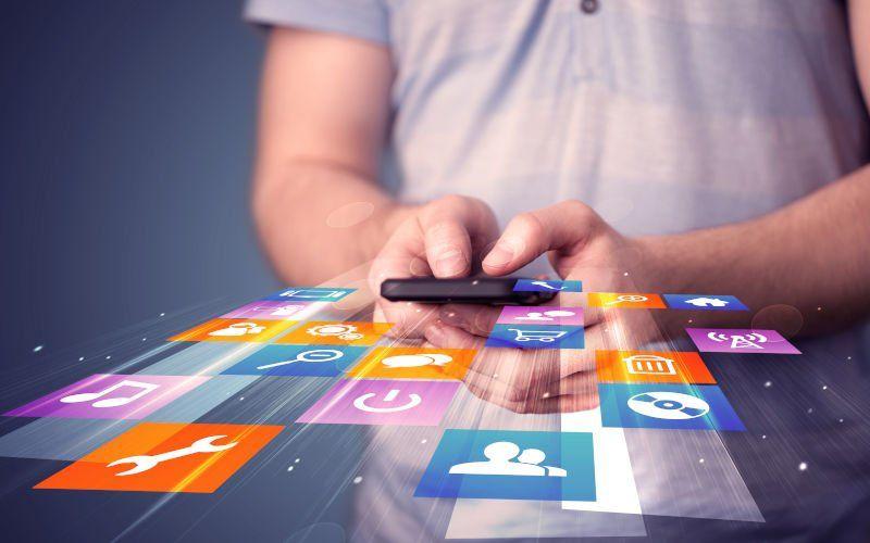 Tendencia de mercado las APP (Aplicaciones móviles) se apoderan de los usuarios