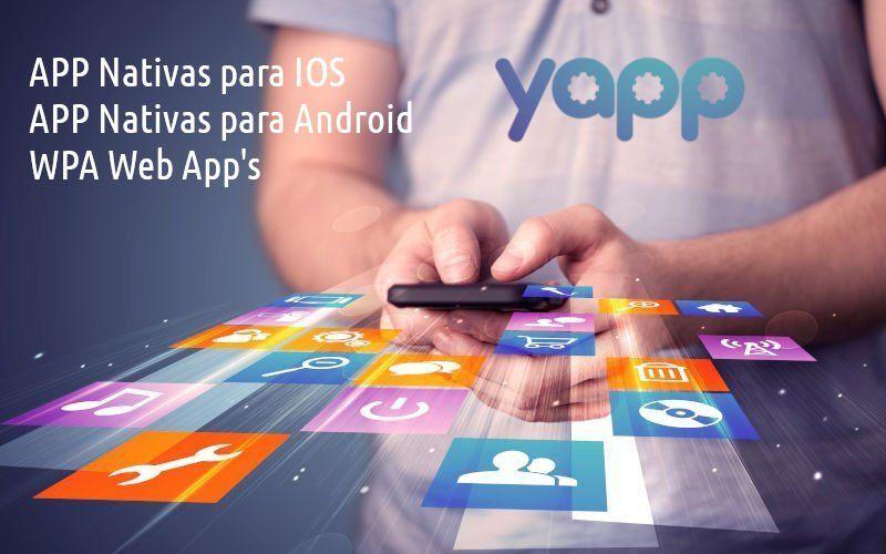 yapp aplicaciones móviles para profesionales
