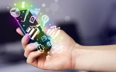 """Aplicaciones para móviles y estrategia """"mobile marketing"""""""