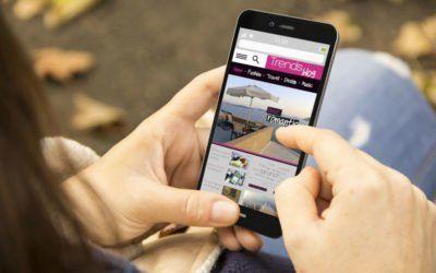 Las búsquedas móviles favorecen al comercio de proximidad.